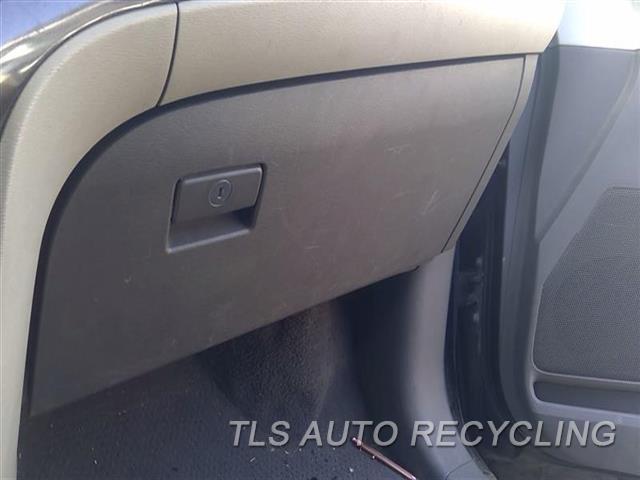 2011 Toyota Sienna Glove Box  BLK,BOTTOM