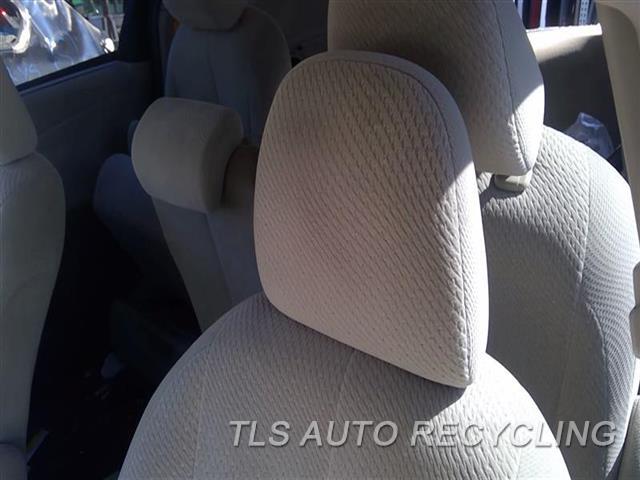 2011 Toyota Sienna Headrest  TAN CLOTH FRONT