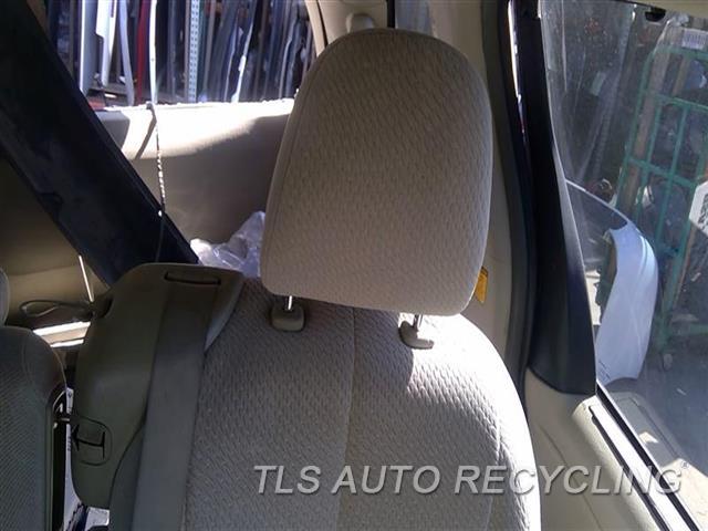 2011 Toyota Sienna Headrest  TAN CLOTH REAR OUTER