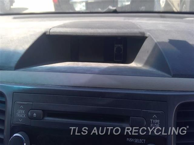 2011 Toyota Sienna Navigation Gps Screen  3.5L,DASH MOUNTED, (CENTER DASH), D