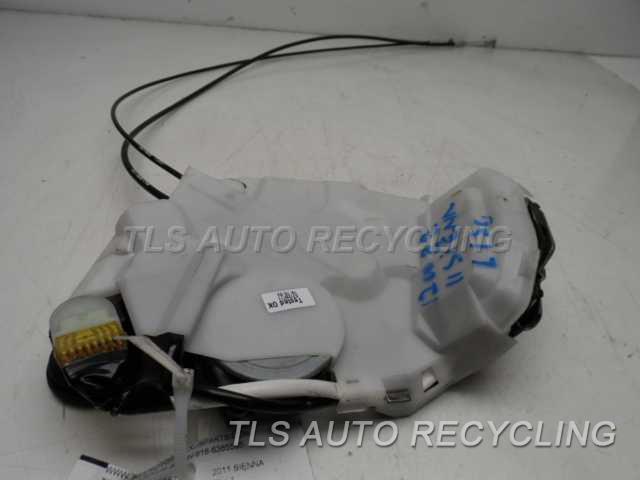 2011 Toyota Sienna Lock Actuator Latch Power Sliding