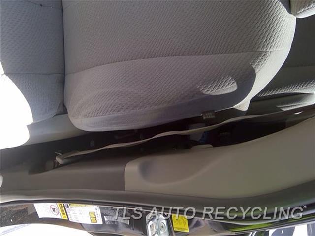 2011 Toyota Sienna Seat Belt Front  TAN,(BUCKET), DRIVER, RETRACTOR,