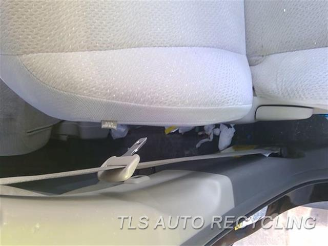 2011 Toyota Sienna Seat Belt Front  TAN,(BUCKET), PASSENGER, RETRACTOR