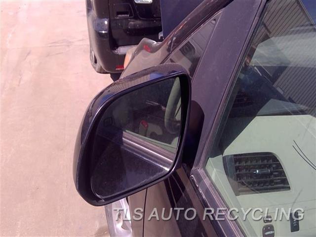 2011 Toyota Sienna Side View Mirror  LH,BLK,POWER, HEATED, W/O MEMORY, L