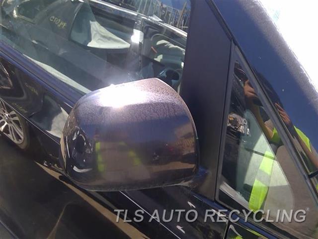 2011 Toyota Sienna Side View Mirror  RH,BLK,POWER, HEATED, W/O MEMORY, R