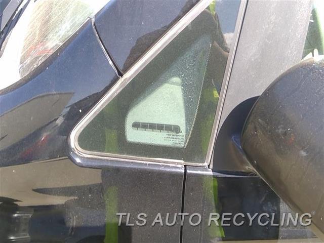 2011 Toyota Sienna Windshield Glass  LH,PILLAR, L.