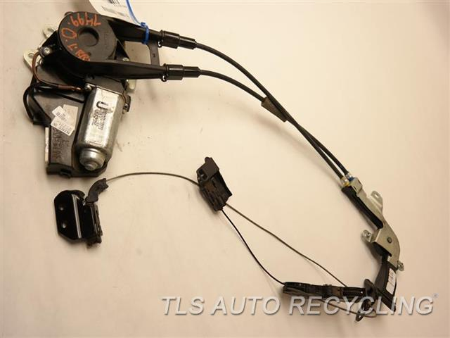 2013 Toyota Sienna Electric Door Motor 85006 08014driver