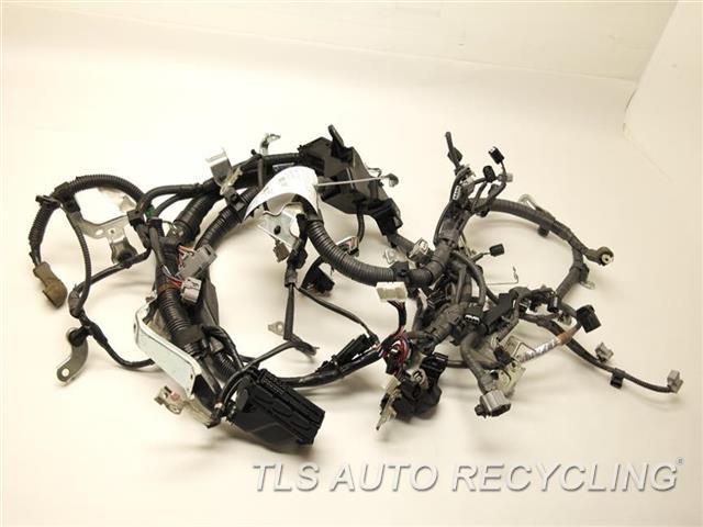 Trailer Wiring Harness 2014 Toyota Sienna : Toyota sienna engine wire harness