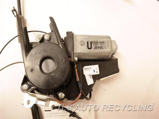2016 Toyota Sienna Electric Door Motor  LH,(SIDE DOOR), L.