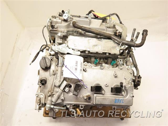 2016 Toyota Sienna Engine Assembly 1 Used A Grade