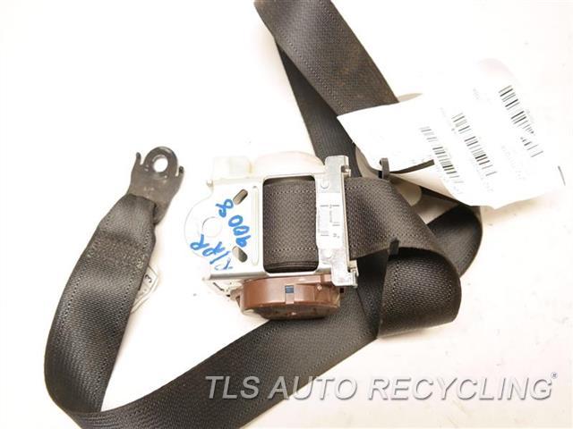 2016 Toyota Sienna Seat Belt Rear  BLK,RH,REAR RETRACTOR