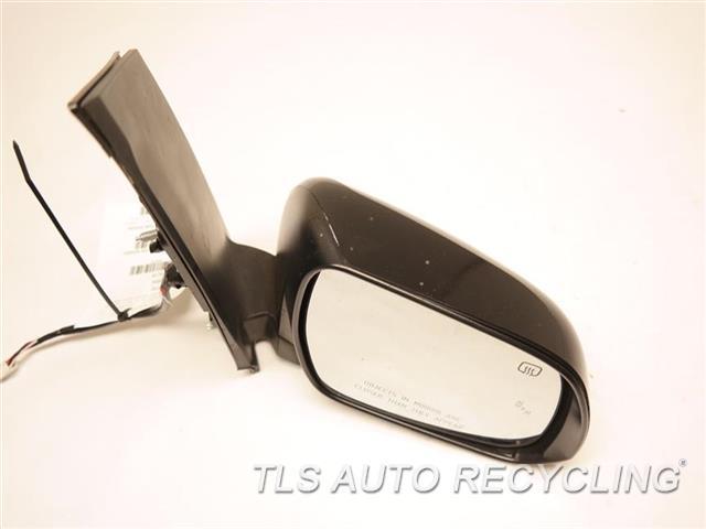 2016 Toyota Sienna Side View Mirror SCRATCH  RH,BLK,PM,POWER, HEATED, BLIND SPOT