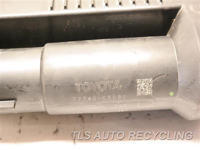 2017 Toyota Sienna Fuel Vapor Canister  FUEL VAPOR CANISTER 77740-08080