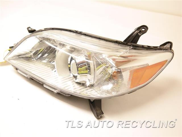 2017 Toyota Sienna Headlamp Assembly  LH,W/O LED DAYTIME RUNNING LAMPS, L