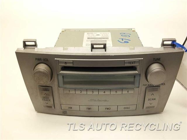 2005 toyota solara radio audio amp 86120 aa140 used. Black Bedroom Furniture Sets. Home Design Ideas