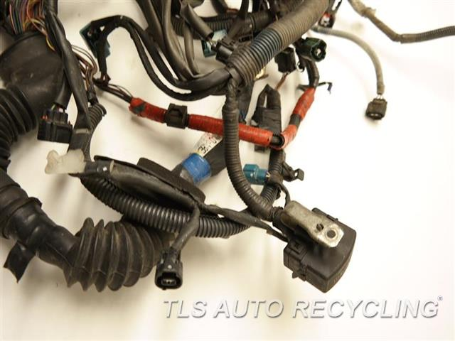 1999 toyota tacoma engine wire harness two damaged tabs 82121-3g100 engine wire  harness