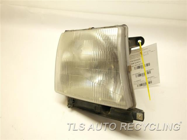 1999 Toyota Tacoma Headlamp Assembly 81110-04090 PASSENGER HEADLAMP COMPLETE