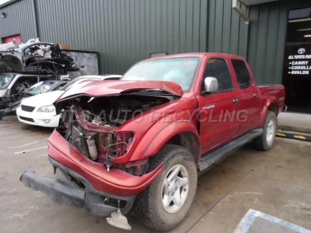 Parting Out 2001 Toyota Tacoma Stock 120090 Tls Auto Recycling