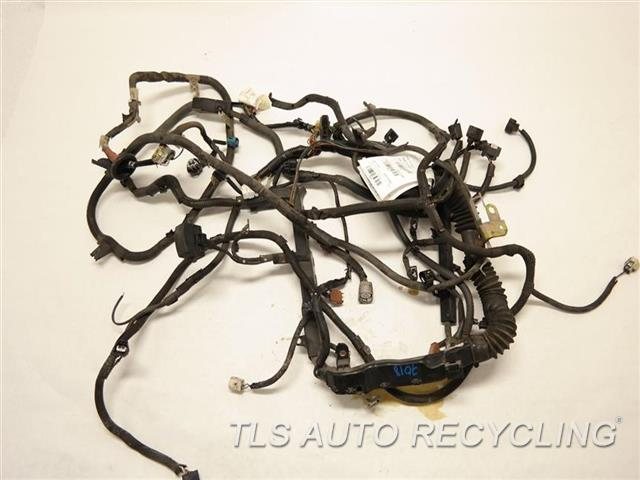 2001 toyota tacoma engine wire harness 82121 3g740 used a grade
