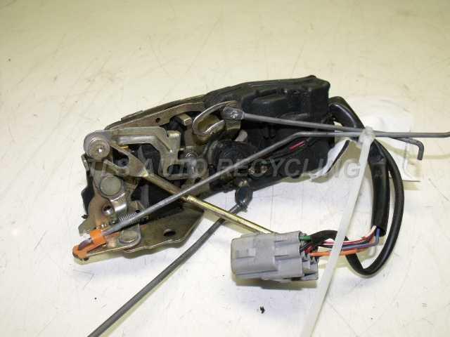 2010 toyota tacoma door lock actuator motor