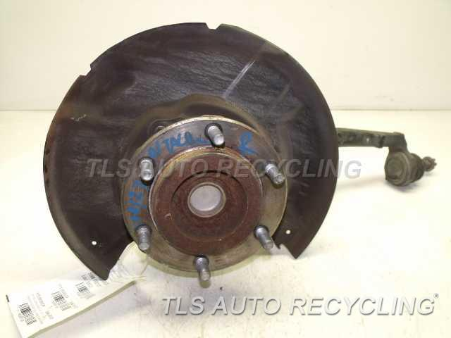 2001 Toyota Tacoma Spindle Knuckle, Fr - 43201