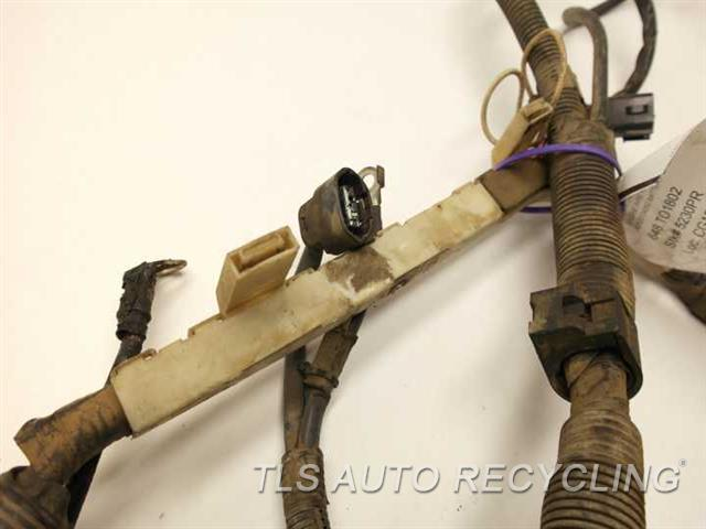 2002 toyota tacoma engine wire harness 82122 04052 used a grade 2002 toyota tacoma engine wire harness one cut wire 82122 04052 battery cable harness