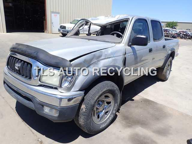 Toyota Tacoma Parts >> Parting Out 2004 Toyota Tacoma Stock 5092gr Tls Auto Recycling