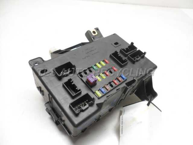 2006 toyota tacoma fuse box 82730 04050driver side junction block 2006 toyota fuse box 2006 toyota tacoma fuse box 82730 04050 driver side junction block