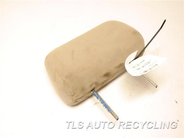 2006 Toyota Tacoma Headrest 71940-04030-E0 TAN REAR OUTER CLOTH HEADREST