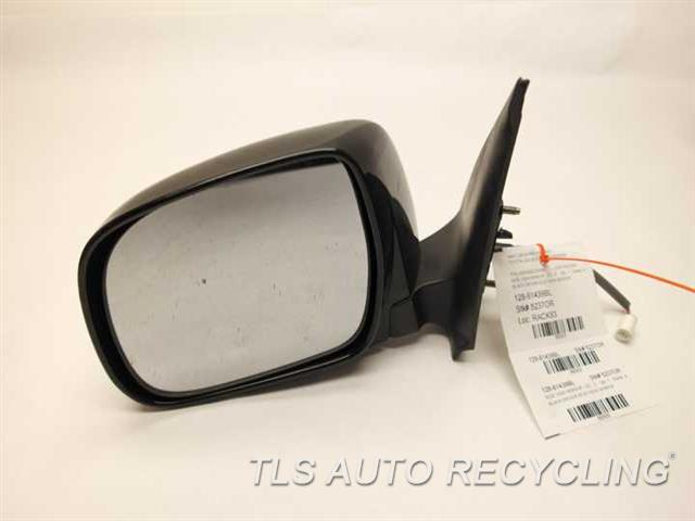 2006 toyota tacoma side view mirror 87940 04190 c0black driver side view mirror used a grade. Black Bedroom Furniture Sets. Home Design Ideas