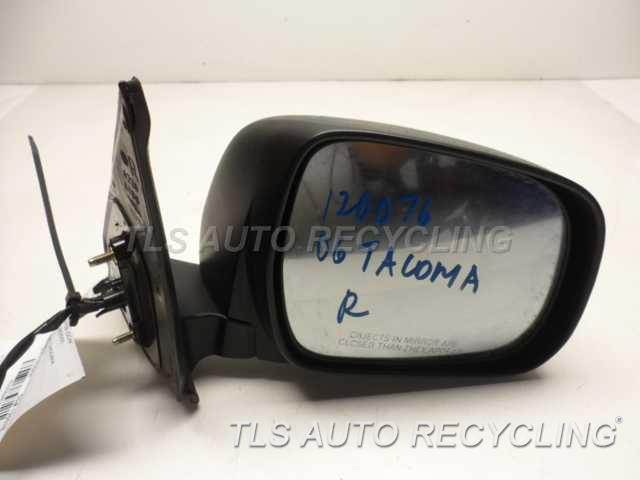 2006 toyota tacoma side view mirror 87910 04200passenger side view mirror. Black Bedroom Furniture Sets. Home Design Ideas