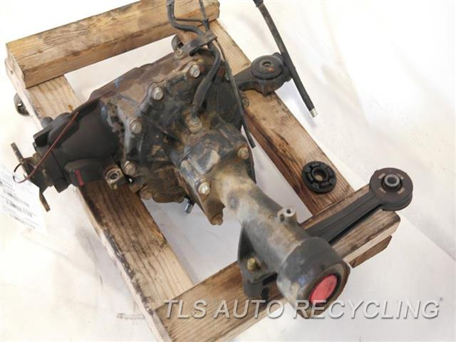2007 Toyota Tacoma front differential - 41110-3510 - Used ...