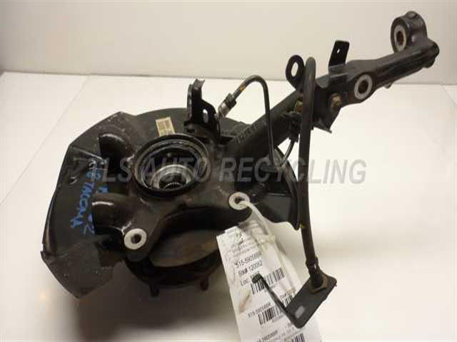 2008 Toyota Tacoma spindle knuckle, fr - 43211