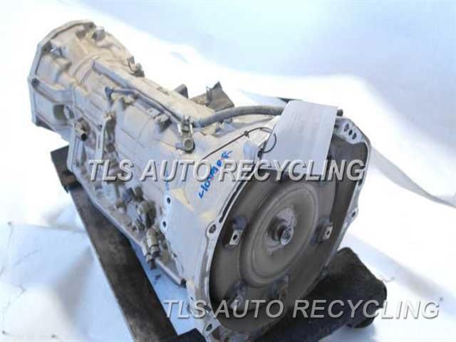 2008 Toyota Tacoma transmission - AUTOMATIC TRANSMISSION 4X4