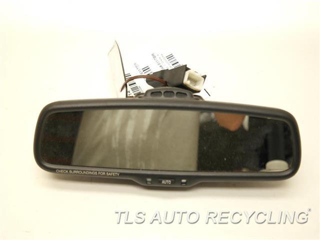 2009 Toyota Tacoma Rear View Mirror Interior 87810 04080 Used A Grade