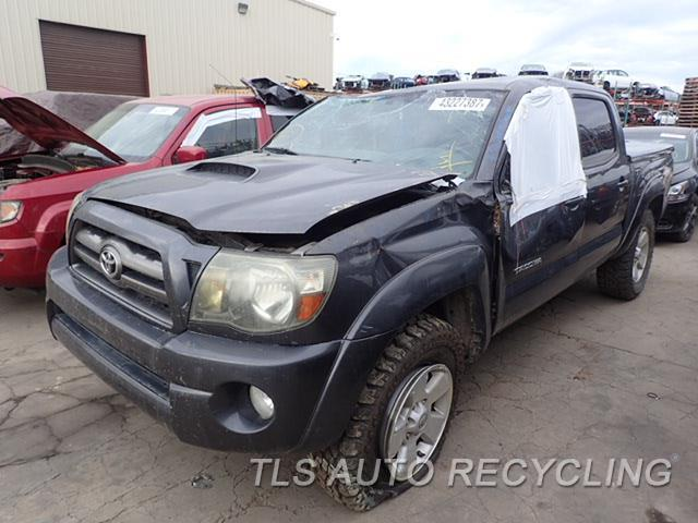 Toyota Tacoma Parts >> Parting Out 2010 Toyota Tacoma Stock 7530or Tls Auto