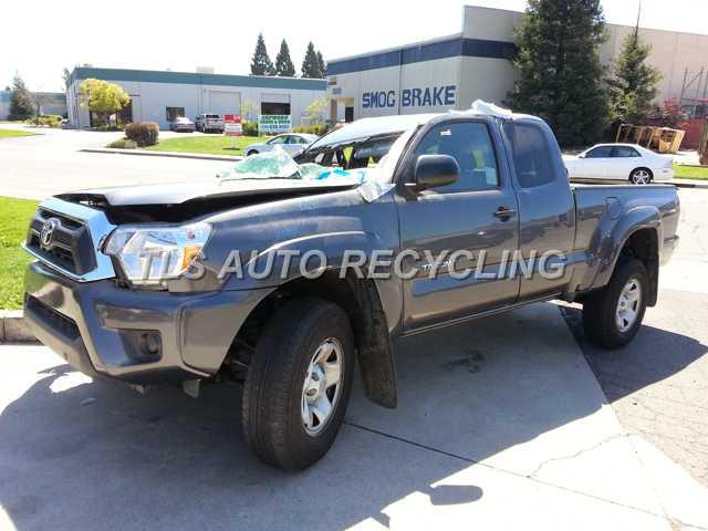 Toyota Pickup Parts >> Parting Out 2012 Toyota Tacoma Stock 3045bk Tls Auto