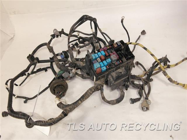 2012 toyota tacoma engine wire harness 82111 04f60 used a grade
