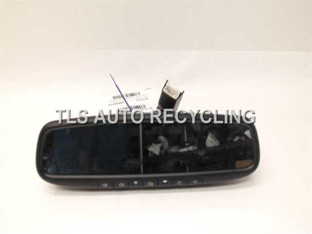 2012 Toyota Tacoma Rear View Mirror Interior 87810 04090 W Compass W Back Up Displayblack Rear