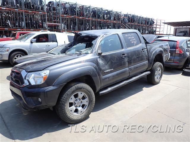 parting out 2015 toyota tacoma stock 7371bk tls auto. Black Bedroom Furniture Sets. Home Design Ideas