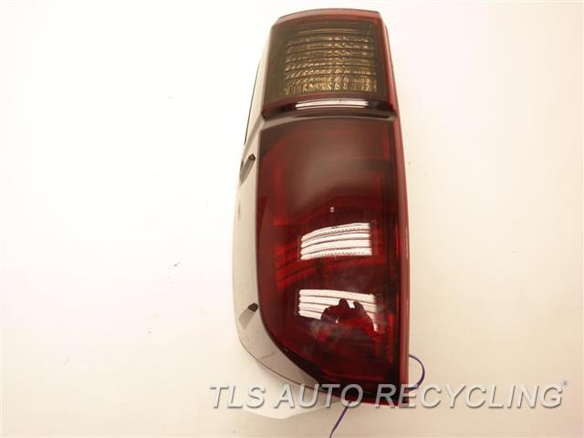 2016 Toyota Tacoma Tail Lamp TINTED, HAS MINOR SCRATCHES, ONE DAMAGED TAB PASSENGER TAIL LAMP
