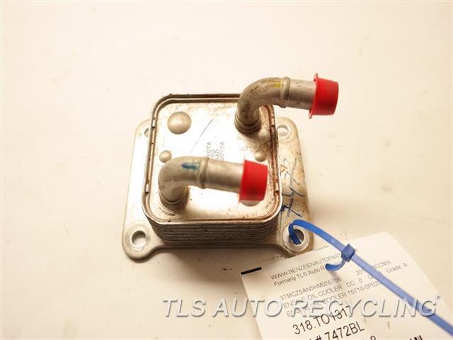 2017 Toyota Tacoma Engine Oil Cooler 15710 0020 Used A Grade