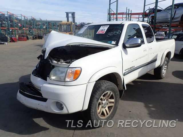 Parting Out 2003 Toyota Tundra Stock 6177rd Tls Auto Recycling