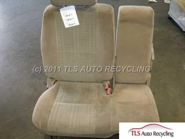 2003 Toyota Tundra Seat Front This Seat Is A 60 40