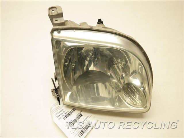 2005 Toyota Tundra Headlamp Assembly  PASSENGER HEADLAMP 81110-0C040