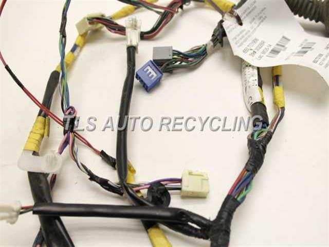 2006 toyota tundra stereo wiring harness 2006 toyota tundra body wire harness - 82151 ... 2000 toyota tundra stereo wiring