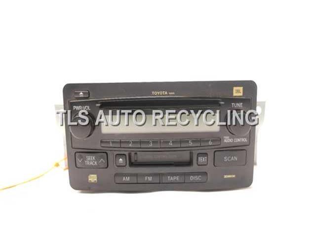 2006 Toyota Tundra Radio Audio    Amp - 86120-0130