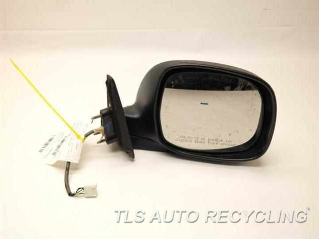 2006 toyota tundra side view mirror black chrome 87910 0c110 minor scuffs on the bottom left. Black Bedroom Furniture Sets. Home Design Ideas