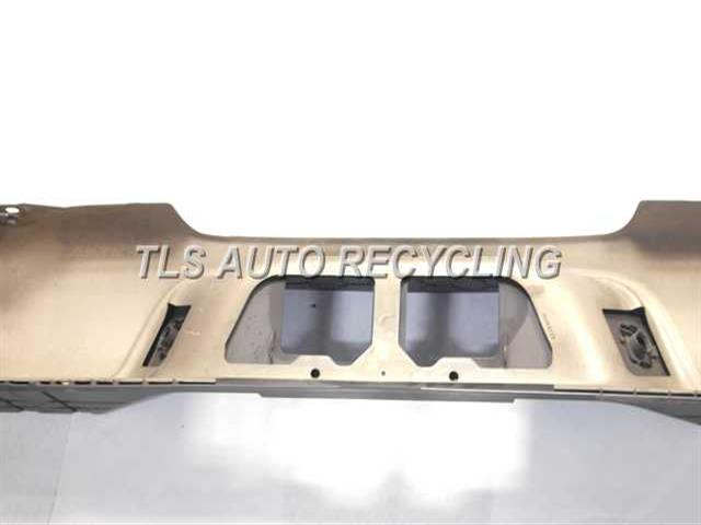 2007 toyota tundra bumper cover rear creasechrome bumper with step pads. Black Bedroom Furniture Sets. Home Design Ideas