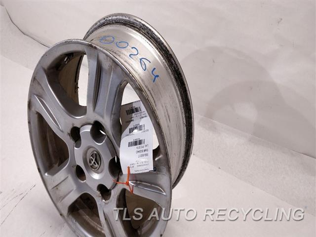 2007 Toyota Tundra Wheel MINOR CURB RASH MINOR MARKS ON FACE 18X8 WHEEL 5-SPOKE